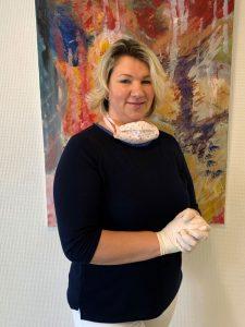 Ludmilla Reichert - Team der Praxis Dr. Susann Schwindt Bonn